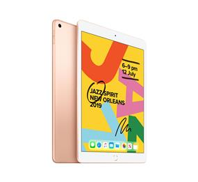 "Apple iPad (7th Gen) Gold - 10.2"", WiFi, 32GB"