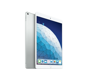 "Apple iPad Air (3rd Gen) Silver - 10.5"" WiFi, 64GB, 1 Year Warranty"