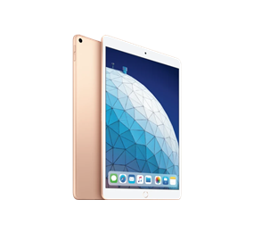 "Apple iPad Air (3rd Gen) Gold - 10.5"" WiFi, 256GB, 1 Year Warranty"