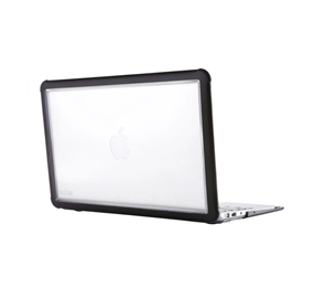 "STM Dux MacBook Air 13"" Retina Case (2018 MBA) - Black"